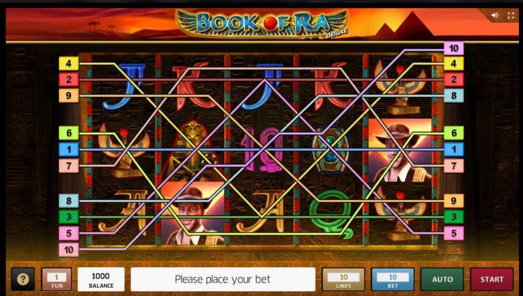 Igraj Book Of Ra Besplatno